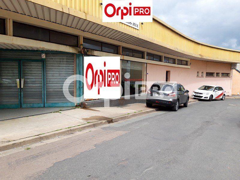 Local commercial à louer 400m2 à Nevers
