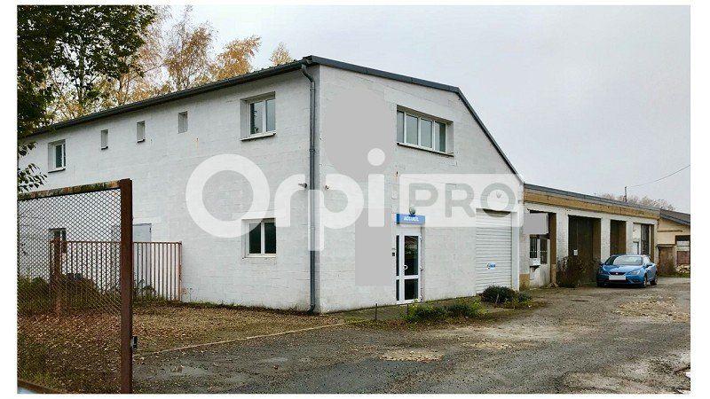 Local d'activité à vendre 480m2 à Villers-Hélon