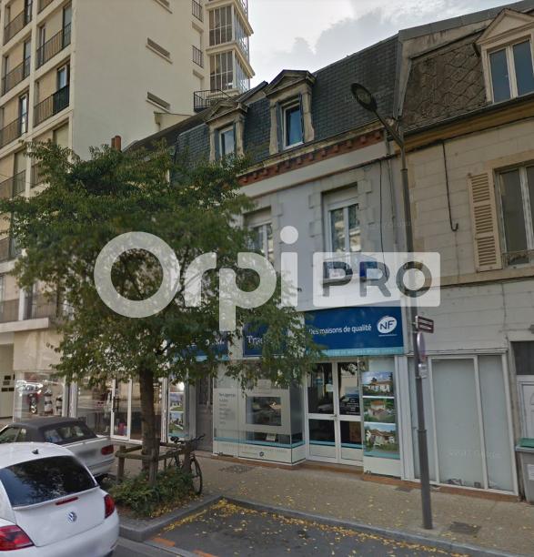 Local commercial à louer 90m2 à Montluçon