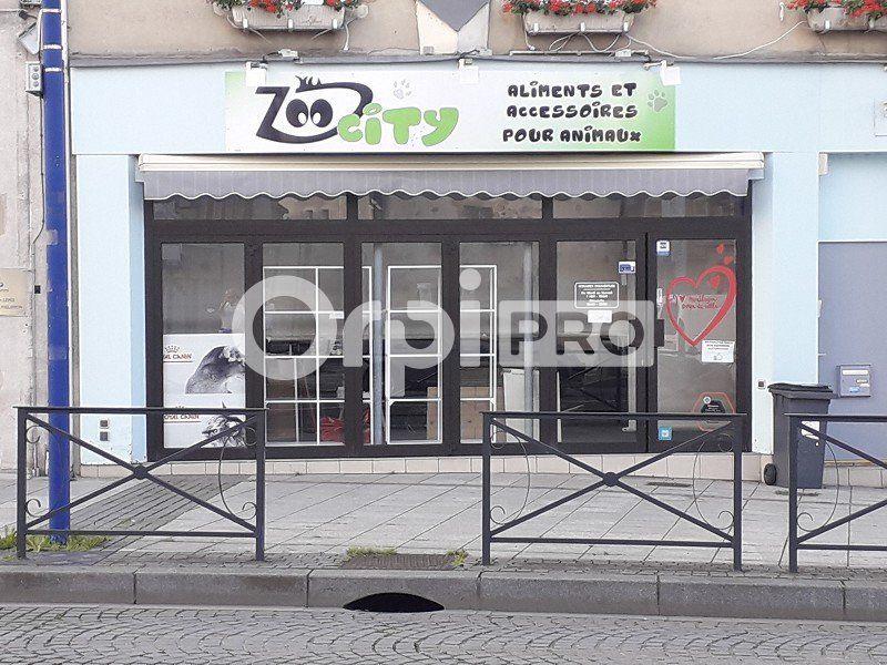 Local commercial à louer 130m2 à Montluçon