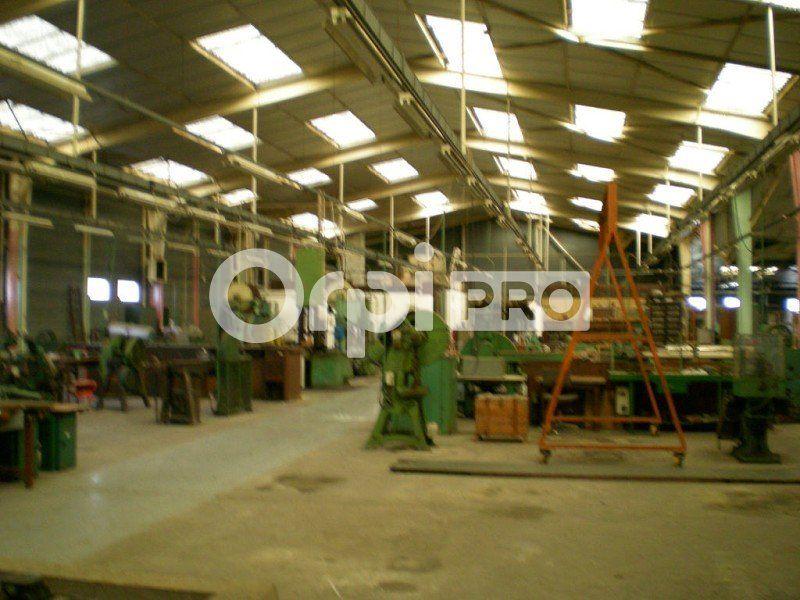 Local d'activité à vendre 2768m2 à Saint-Georges-de-Poisieux