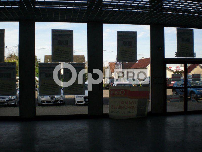 Local commercial à louer 841m2 à Romorantin-Lanthenay