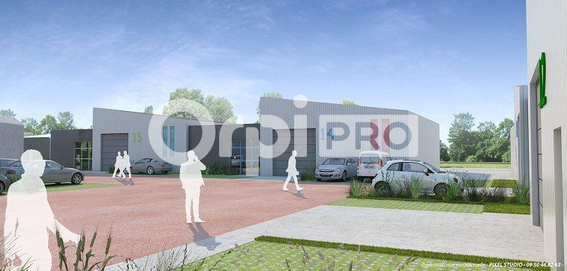 Local d'activité à vendre 266m2 à Guérande