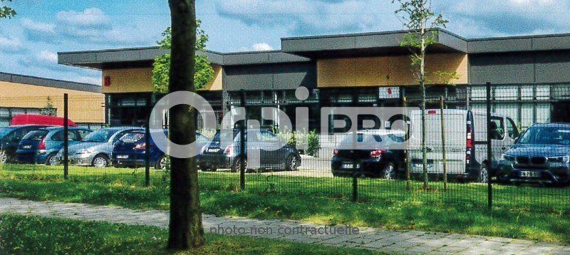 Local d'activité à louer 416m2 à Bussy-Saint-Georges