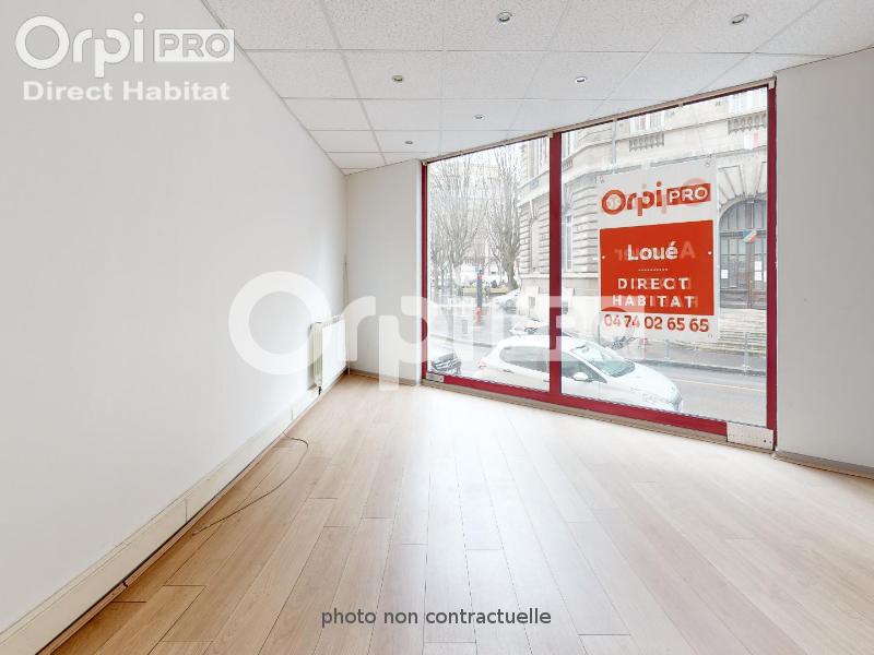 Local d'activité à louer 92m2 à Lyon 7