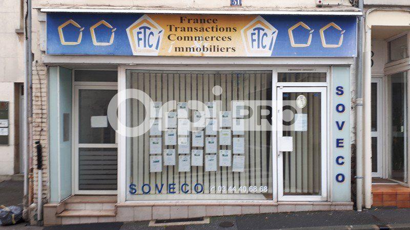 Bureaux à louer 65m2 à Compiègne