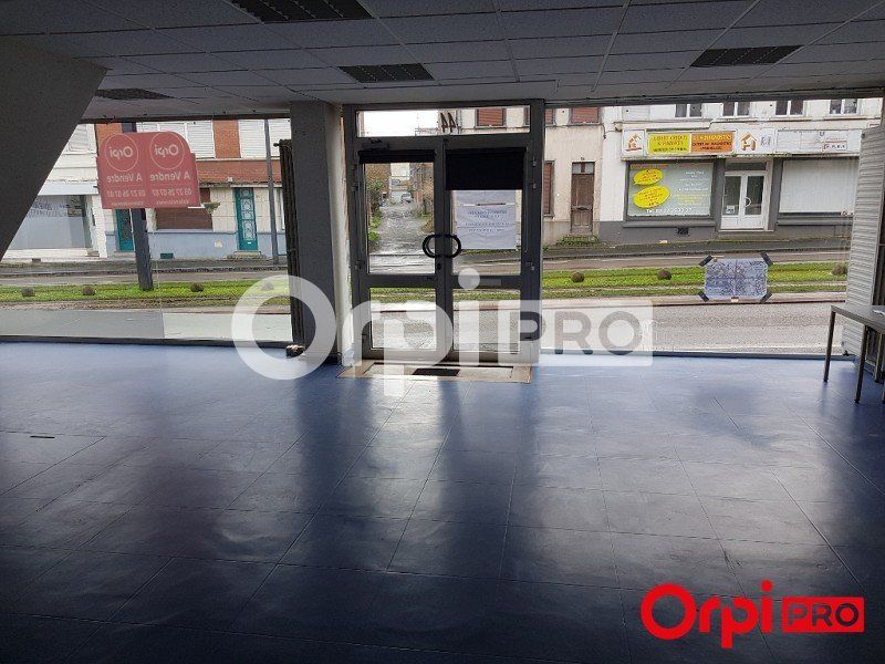 Local commercial à vendre 290m2 à Valenciennes