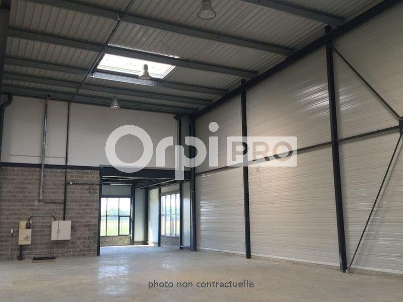 Local d'activité à vendre 475m2 à Saint-Pierre-du-Perray