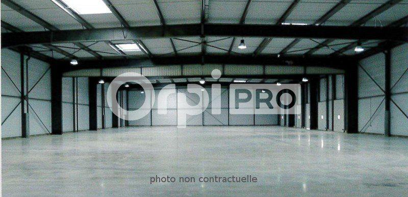 Local d'activité à louer 1074m2 à Bailly-Romainvilliers