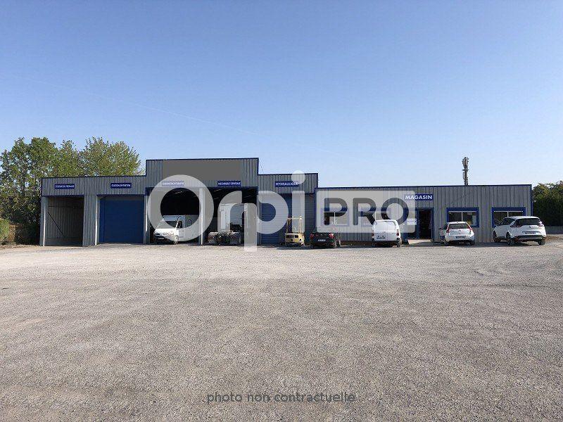 Local d'activité à vendre 1005m2 à Rouvroy