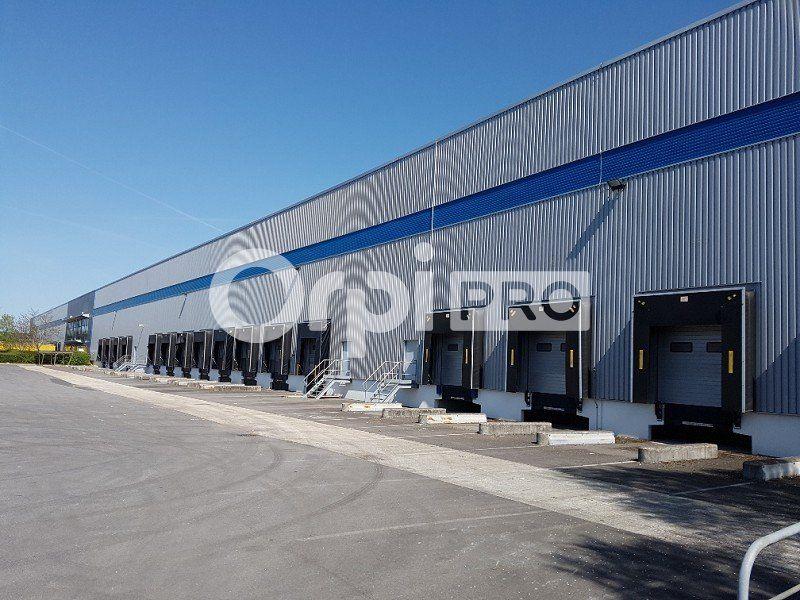 Entrepôt à louer 25809m2 à Brétigny-sur-Orge