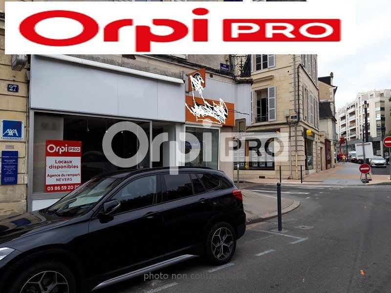 Local commercial à louer 35m2 à Nevers