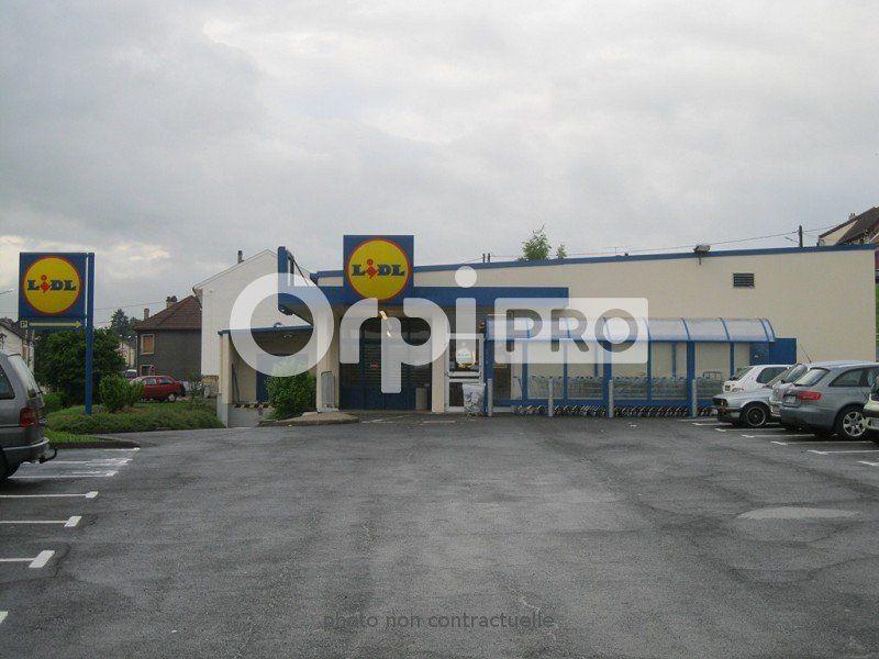 Local commercial à louer 797m2 à Longuyon