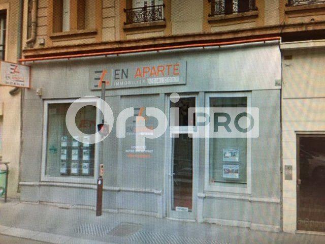 Bureaux à louer 54m2 à Saint-Étienne