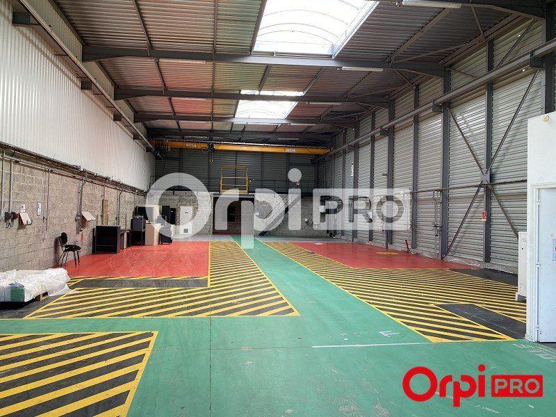 Local d'activité à louer 400m2 à Le Havre