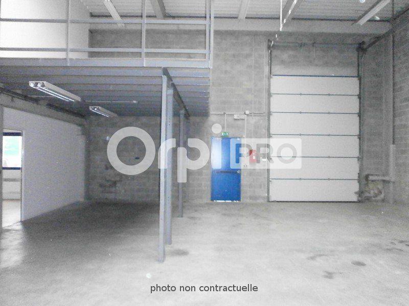 Local d'activité à louer 290m2 à Moissy-Cramayel