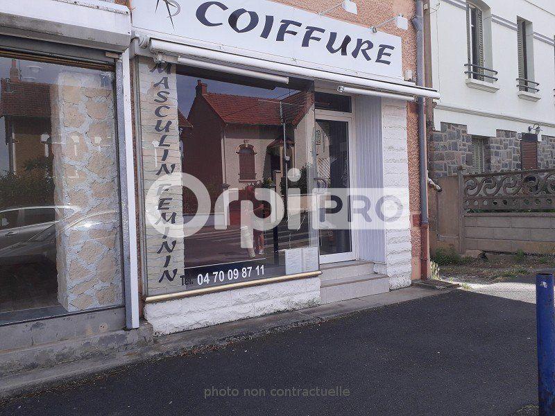 Local commercial à louer 25m2 à Montluçon