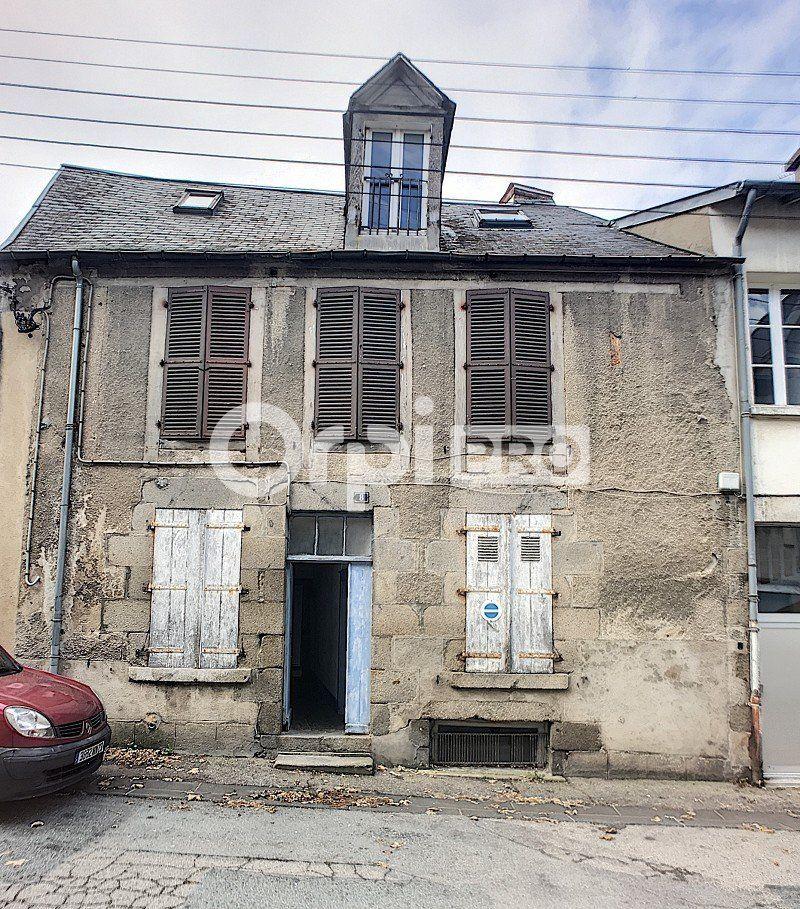 Local commercial à vendre 400m2 à Guéret