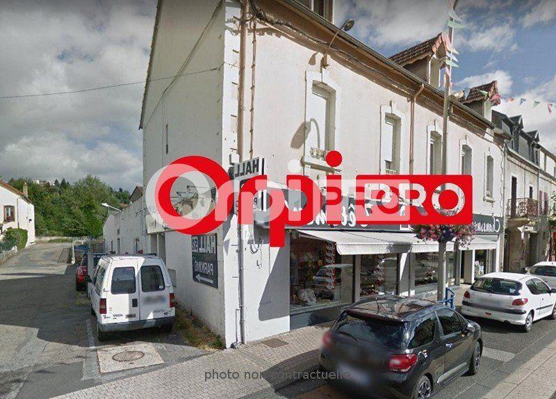 Local commercial à vendre 2155m2 à Saint-Éloy-les-Mines