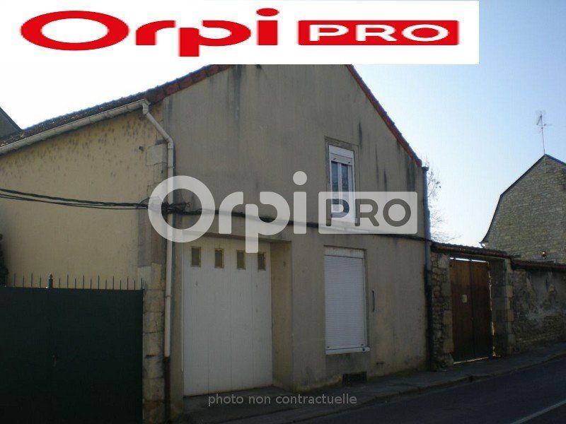 Entrepôt à vendre 107m2 à Nevers