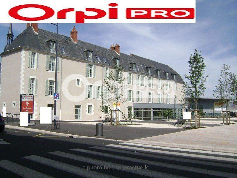 Local commercial à louer 74m2 à Nevers