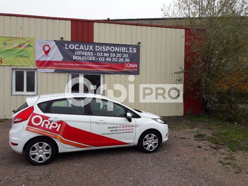 Bureaux à louer 180m2 à Cosne-Cours-sur-Loire