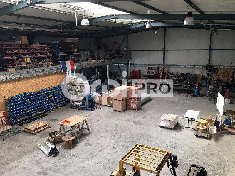 Local d'activité à louer 700m2 à Beauvais