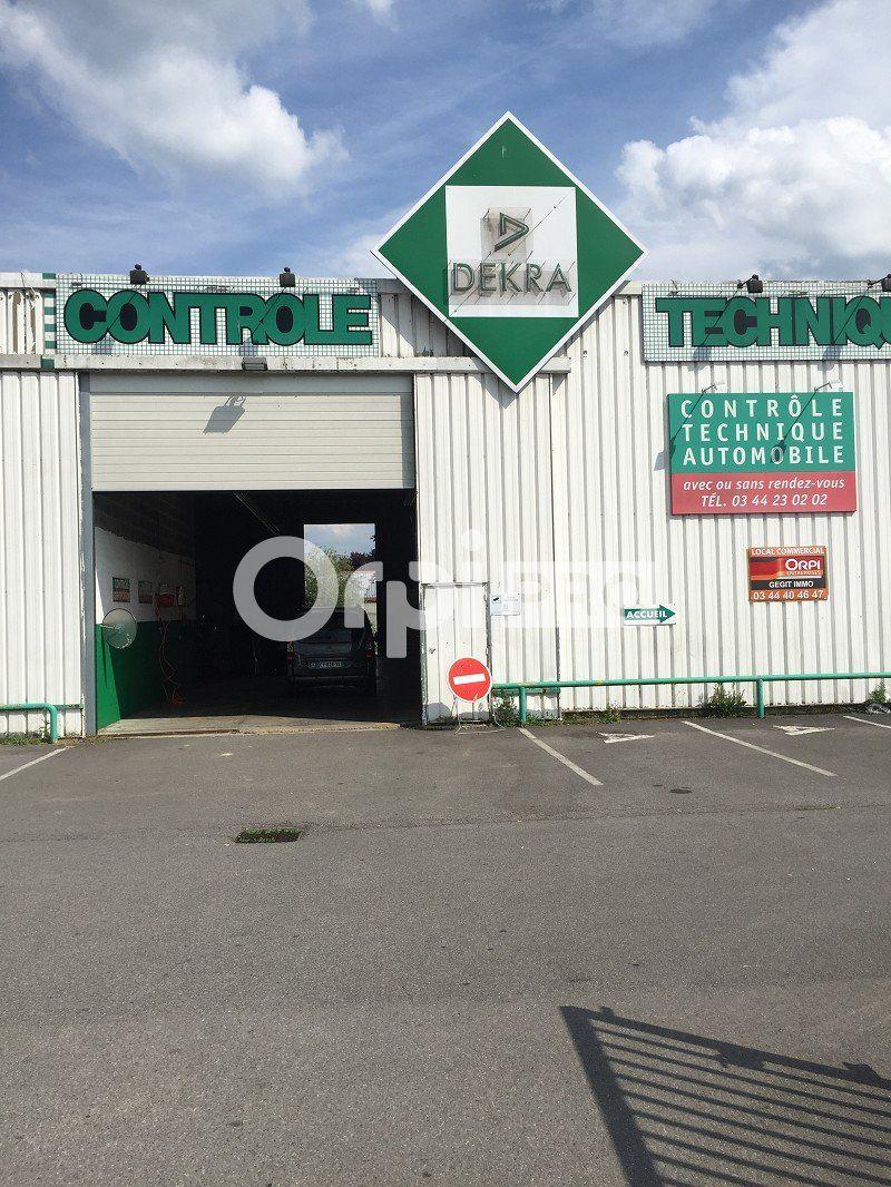 Local commercial à louer 380m2 à Compiègne