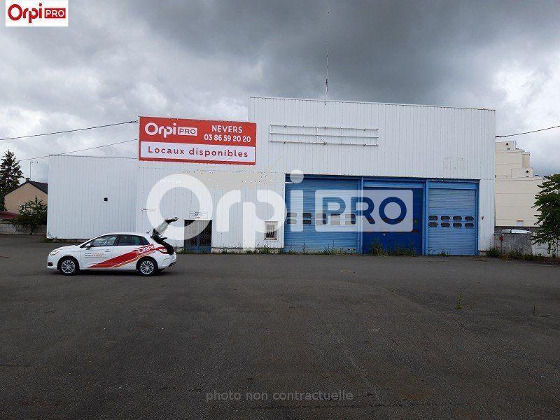 Local commercial à vendre 6000m2 à Varennes-Vauzelles