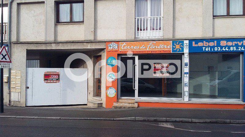 Local d'activité à louer 350m2 à Compiègne