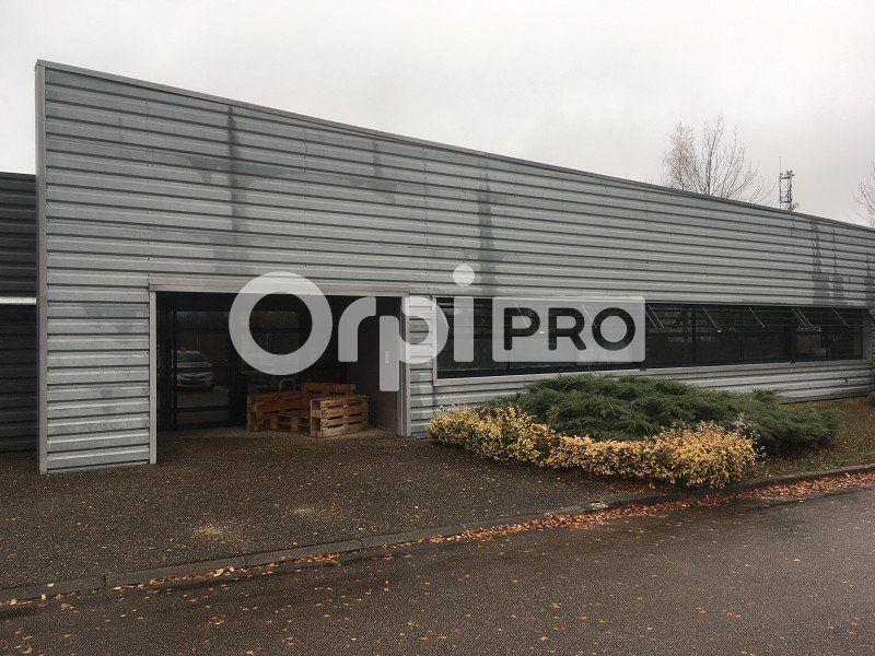 Local d'activité à vendre 3200m2 à Limoges