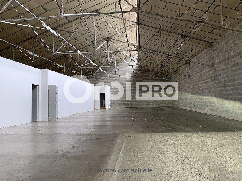Local d'activité à louer 450m2 à Beauvais