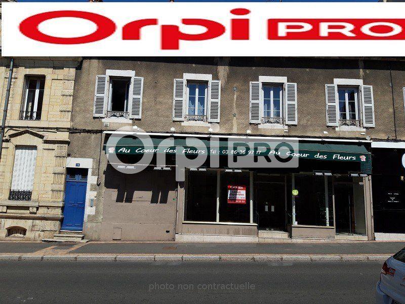 Local commercial à louer 130m2 à Nevers