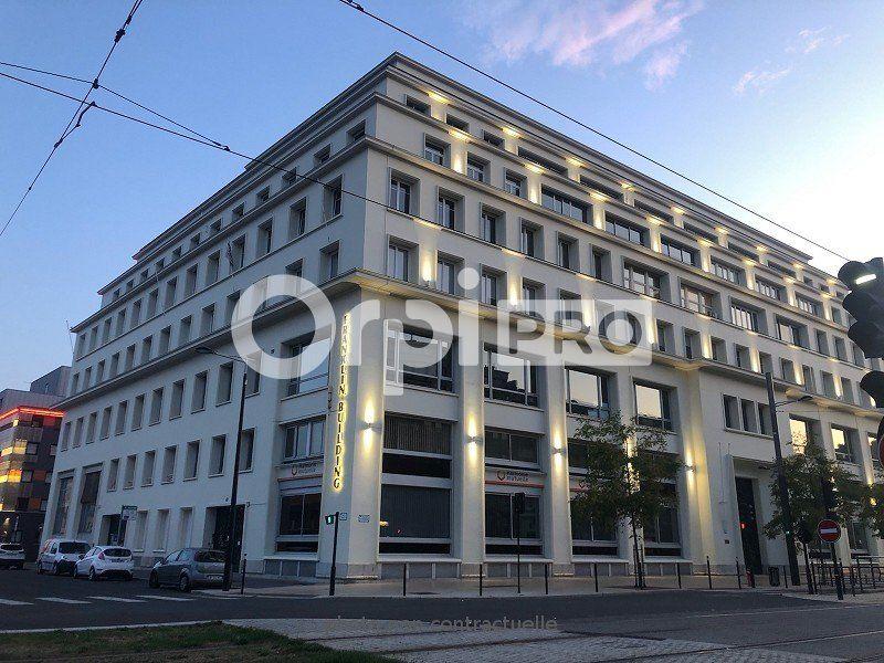 Bureaux à louer 340m2 à Le Havre