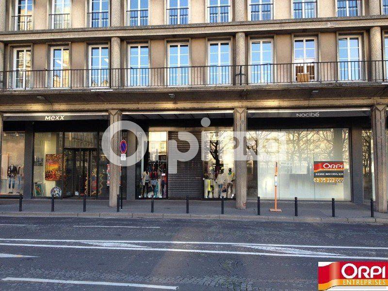 Local commercial à louer 175m2 à Le Havre