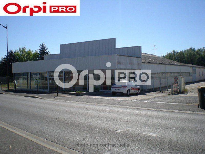 Local commercial à louer 572m2 à Bourges