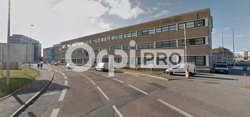 Bureaux à louer 820m2 à Le Havre