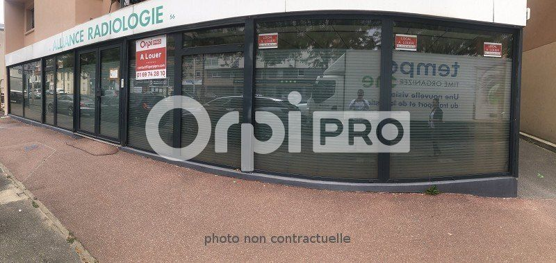 Local commercial à louer 210m2 à Juvisy-sur-Orge