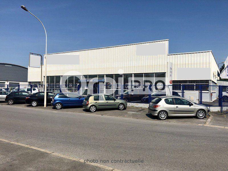 Local d'activité à vendre 2300m2 à Billy-sur-Aisne