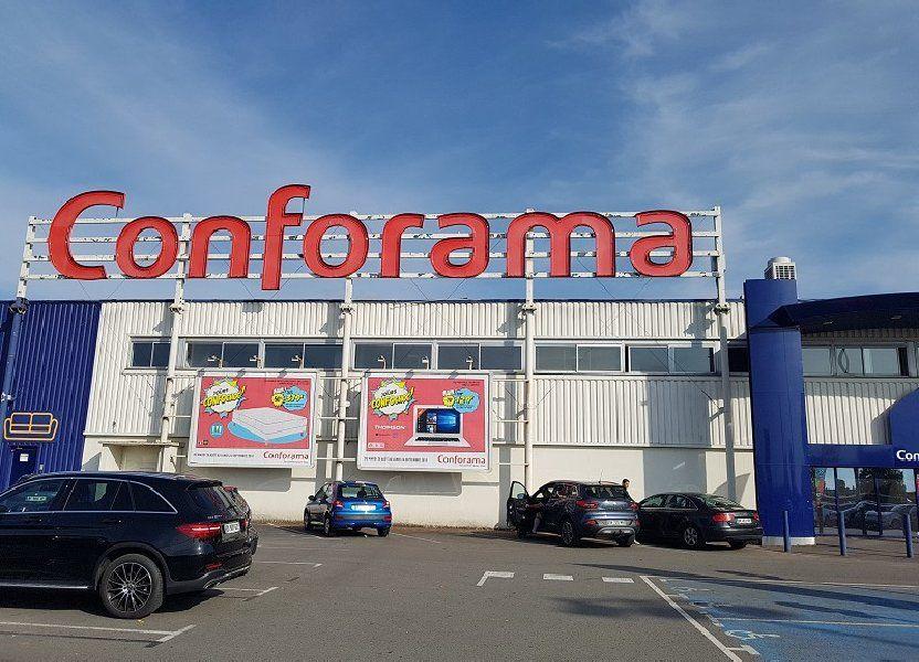 Local commercial à louer 108m2 à Limoges