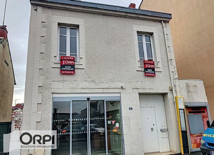 Local d'activité à vendre 173m2 à Montluçon