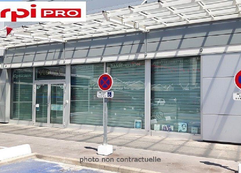 Local commercial à louer 107m2 à Nevers