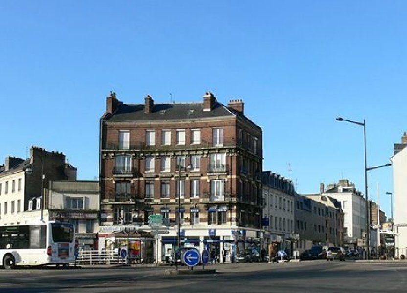 Local commercial à louer 55m2 à Le Havre