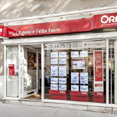 Agence immobili re paris orpi l 39 agence f lix faure for Agence immobiliere 15eme