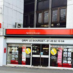 Orpi Le Bourget