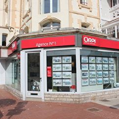 Agence N 1 ORPI  le Touquet