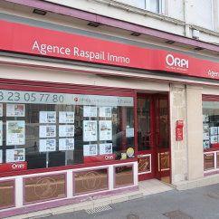 Agence Raspail Immo
