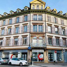 Immobilière Bartholdi Strasbourg