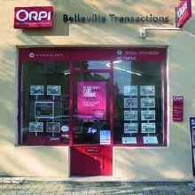Agence Belleville Transactions