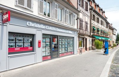 Agence Orpi Christelle Clauss Demeures et Villas Selestat